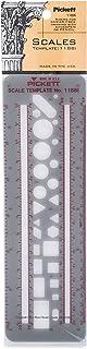 Pickett 等轴测六角螺母和头模板 7 Scales