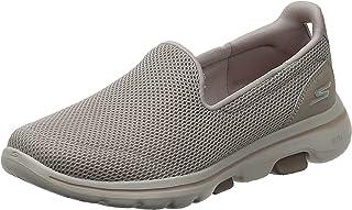 Skechers 斯凯奇 女士 Go Walk 5 一脚蹬运动鞋