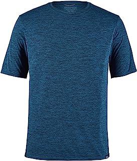 Patagonia 男式 M 码帽子酷炫日常衬衫短袖 T 恤