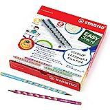 手写铅笔 - STABILO EASYgraph S HB CLASspack 48 支各式铅笔 8 支左手和 40 支…