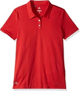 adidas 高尔夫表演短袖 Polo 衫