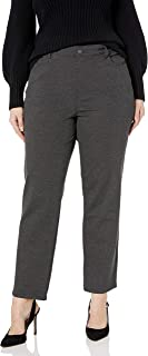 Gloria Vanderbilt 女士加大码 Amanda Ponte 针织裤