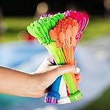 Bunch O Balloons 350个快速填充水气球(10包),彩色