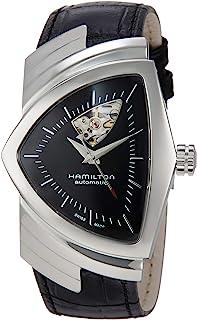 Hamilton 手表 机械式自动上链 H24515732 男士 黑色