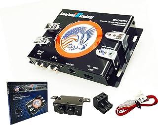 American Terminal BXMAX 数字低音*大化处理器,带仪表板安装遥控器