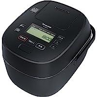 Panasonic 松下电器 电饭煲 5.5合 可变压力Odori-dori-daki系列 全发热5段IH式 黑色 SR…