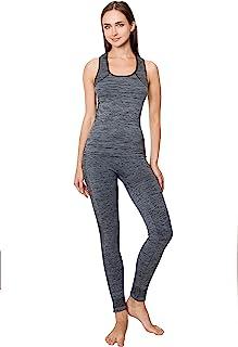 ALWAYS 女式运动服套装 - 超弹力瑜伽高腰打底裤