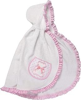 FILET 浴袍,女孩,粉红色,300克