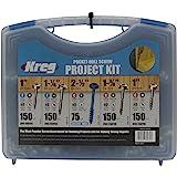 Kreg SK03 Pocket-Hole 螺丝套件 5种尺寸