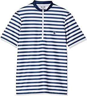 Kappelmirl 自行车运动 T恤运动衫 多条纹 藏青色 kphs608 男士/女士