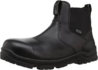 Danner 男士 Lookout Station 办公靴 5.5 英寸 NMT 军旅战术靴