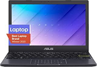 ASUS 华硕 笔记本电脑 L210 超薄笔记本电脑,11.6 英寸高清显示屏,Intel 赛扬 N4020 处理器,4GB 内存,64GB 存储,数字板,Windows 10 家庭 S 模式,带 Microsoft 365 个人版 L210M...