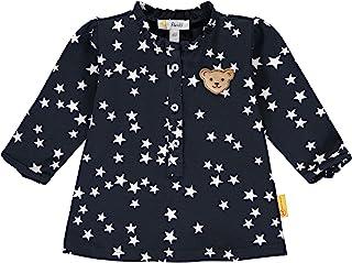 Steiff 女婴,带甜美的 teddybärappation 衬衫,长袖