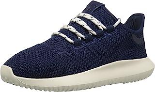 adidas Kids' tubular Shadow J 运动鞋 Collegiate Navy/Collegiate Navy/Chalk White 5 M US 儿童