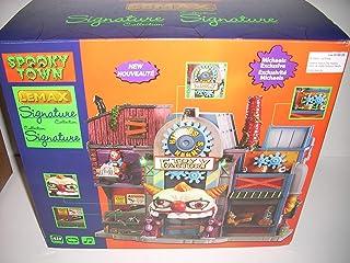 Spooky Town Lemax Hideous Harry'S 玩具工厂 #05603