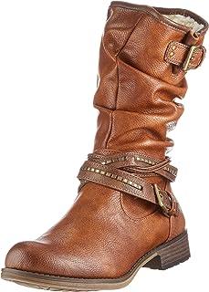 MUSTANG 女士 1139-624 半长靴