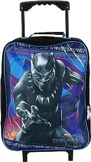 Marvel 漫威儿童黑豹拉杆行李箱 蓝色 均码
