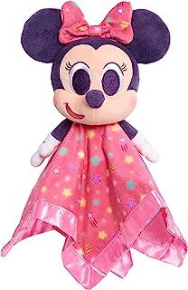 Disney Junior Music 摇篮曲 Lovey 毛毯,米妮老鼠,亚马逊*销售