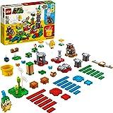 LEGO 乐高 Super Mario Master Your Adventure Maker Set 71380 积木…