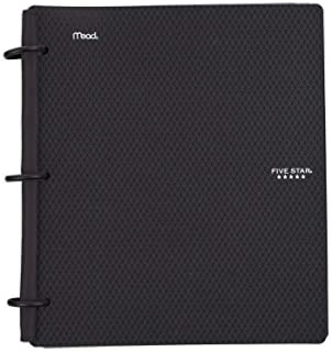 Five Star FiveStar Flex Hybrid NoteBinder记事本活页夹,1英寸/约2.54厘米