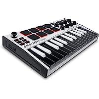 Akai Professional MPK mini mk3 – 25键USB MIDI键盘控制器 搭载8个动态模式的背…