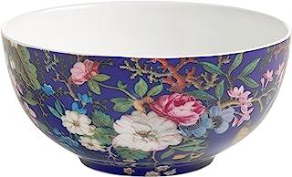 Maxwell & 威廉斯 wk09700 Kilburn 壳花卉 MUSE , 16厘米 , 礼物盒 , 陶瓷 , 蓝色