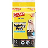GLAD 适用于宠物活性碳训练垫 30 ct