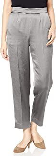 NATURAL BEAUTY BASIC 褲子 緞面小腳褲 女士 017-0230479