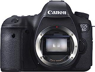 Canon 佳能 EOS 6D GPS/WIFI 单反相机 黑色