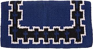 Tough 1 磅 1.14 千克羊毛鞍毯十字架设计