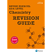 REVISE Edexcel AS/A Level Chemistry Revision Guide (REVISE E…