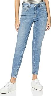 Superdry 女士中腰紧身牛仔裤