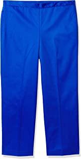 Alfred Dunner 女式小比例中号长裤 深蓝色 16 Petite