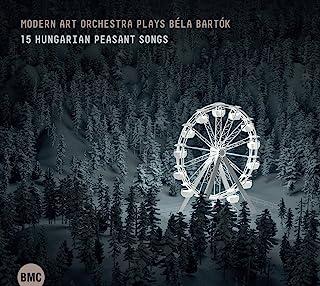 播放 Bela Bartok - 15 首匈牙利农民歌曲