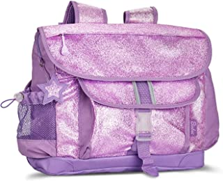 Bixbee Sparkalicious Glitter Backpack  紫色 Large