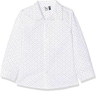 3 Pommes 男婴衬衫