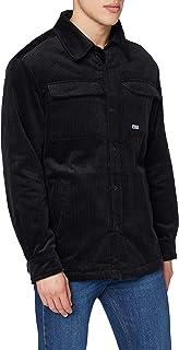 Urban Classics 男士灯芯绒衬衫夹克夹克