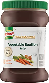 Knorr 专业蔬菜果冻 Bouillon 800 克(每包 2 件)
