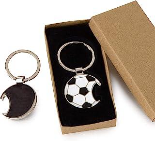 Mopec 钥匙扣 足球开门器 金属 均码