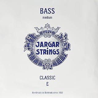 JARGAR STRINGS弦 E 钢/铬钢卷 Contrabass ( 贝斯 ) 用