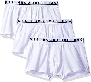 雨果博斯(HUGO BOSS) 男式平角內褲3件裝