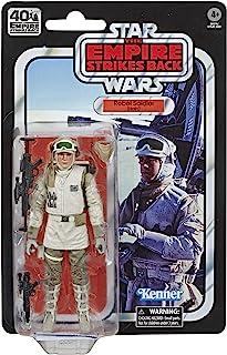 Star Wars 黑色系列反叛者士兵(Hoth)6 英寸大小的帝国攻击后的 40 周年可收藏人偶