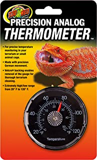 精密模拟爬行动物温度计