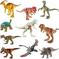Jurassic World 迷你恐龙动画多件套