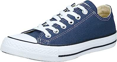 Converse 匡威中性款成人低帮运动鞋 *蓝 5.5 Women/3.5 Men