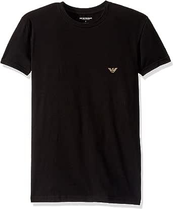 Emporio Armani 安普里奥·阿玛尼男式大鹰圆领 T 恤