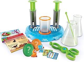Learning Resources 烧杯生物液体反应实验室-年度玩具决赛入围者,型号:LER3813