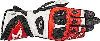alpinestars 摩托车手套 黑色/白色/红色 (尺寸:L) 1694300303