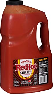 Frank's RedHot Xtra Hot Cayenne Pepper Sauce, 1 gal