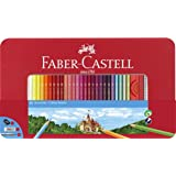 Faber-Castell 辉柏嘉 彩色铅笔 六角形 60er Etui 60er Etui